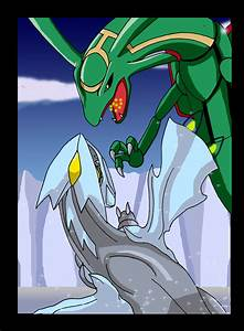 Pin Rayquaza Vs Giratina on Pinterest