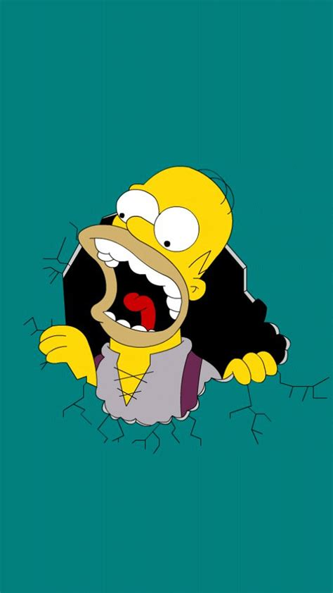 The Simpsons Wallpaper HD ·① WallpaperTag