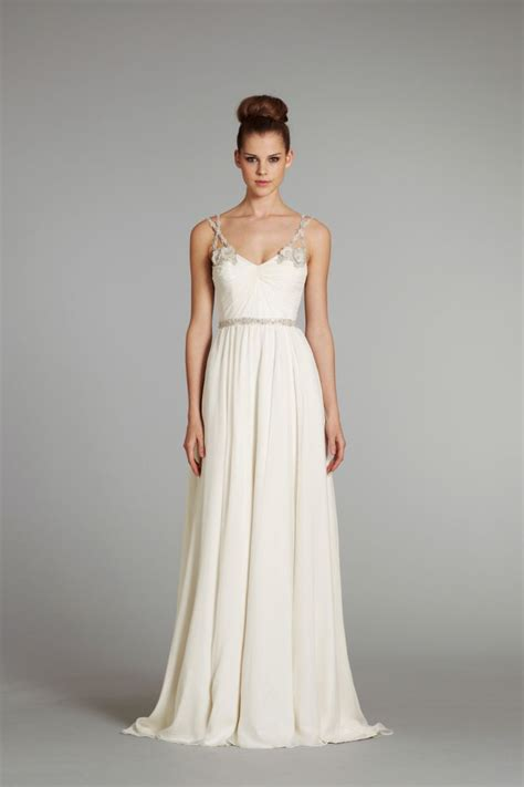 hayley paige size  wedding dress oncewedcom