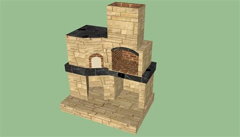 pizza oven howtospecialist   build step  step