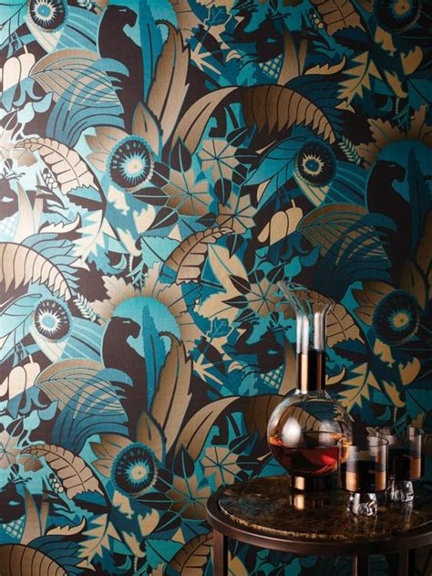 décoration chambre bébé jungle 1001 modèles de papier peint tropical et exotique