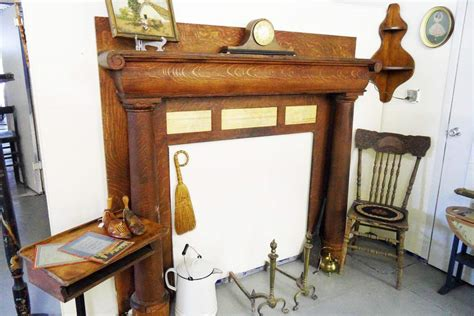 The Great Of Antique Fireplace Mantels