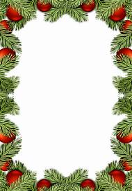 free christmas borders png