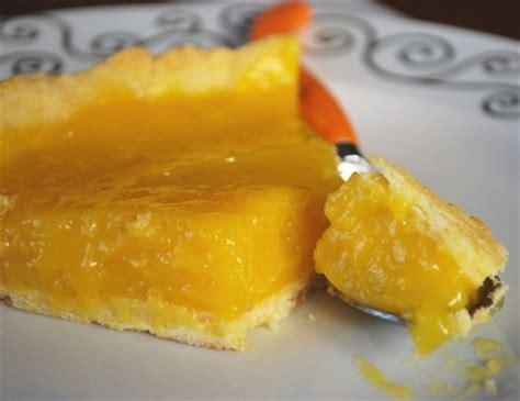 recette de tarte au citron les recettes de cosette