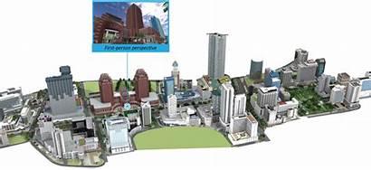 Smart Planning Cities Planners Virtual Walk