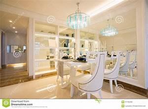 Salle A Manger De Luxe : salle manger de luxe photo stock image 31135490 ~ Melissatoandfro.com Idées de Décoration