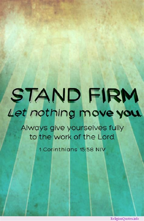 stand firm quotes quotesgram