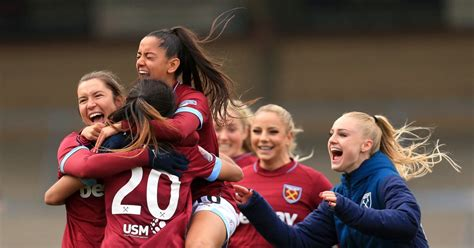 Women's FA Cup Roundup: Manchester City to Face West Ham ...