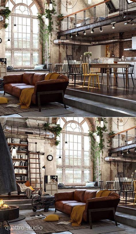 40 Lofts That Push Boundaries by Best 25 Warehouse Loft Ideas On Loft House