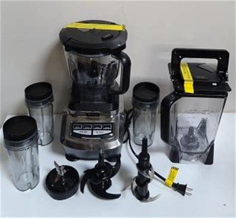 new ninja ultra kitchen system 1200 blender food