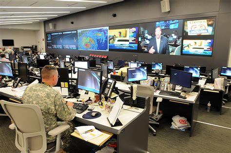 counter terrorism bureau photo national guard command center handles hurricane irene