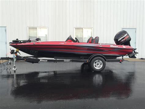 New Triton Boats by 2016 New Triton Boats 179 Trx Center Console Fishing Boat