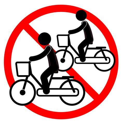 二列走行禁止|警告ポスター|貼り紙|フリー素材|イラスト