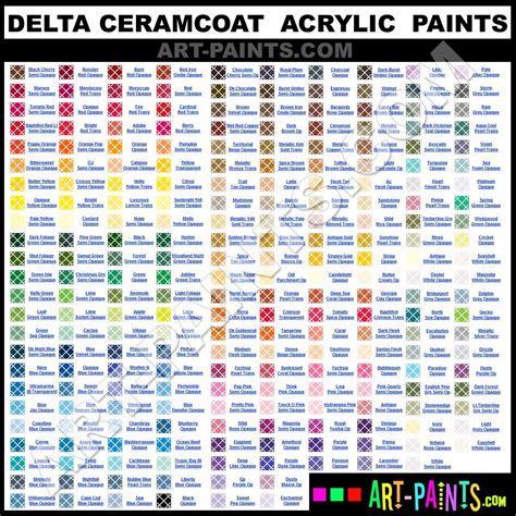 delta ceramcoat acrylic paints beautiful pinterest
