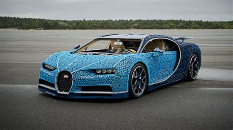 Learn how the engineers and the designers. LEGO Builds Bugatti Chiron From 1,000,000+ LEGO Bricks, And This Test-Drive Video Shows Just How ...