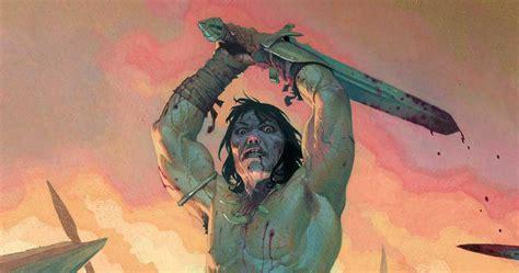 conan  barbarian comics returning  marvel  year