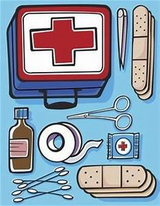 FIRST AID FUN - Be Organised