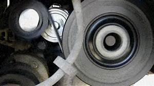 Galet Tendeur Courroie Accessoire : bruit courroie galet tendeur youtube ~ Melissatoandfro.com Idées de Décoration