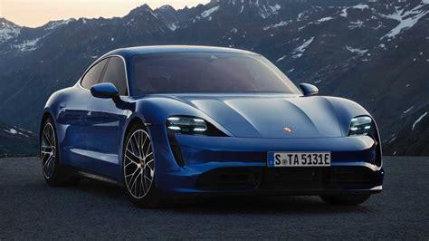 2020 Porsche Taycan: Everything We Know