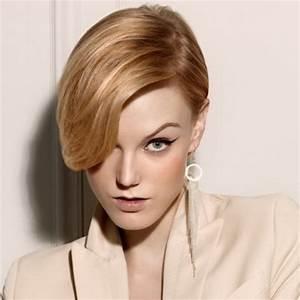 Coupe Cheveux Asymétrique : coupe courte asymetrique ~ Melissatoandfro.com Idées de Décoration