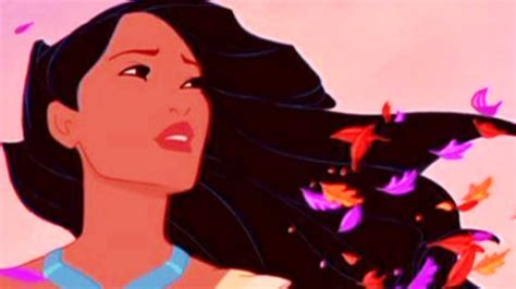 pocahontas colors of the wind disney sing along