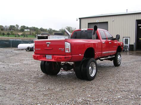 Tricked Out Dodge Dakota Dodge Big Red Truck Concept