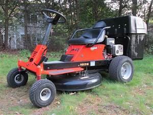 Ariens Garden Tractor 54 Review