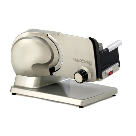 cuisine premium chef 39 s choice m615 premium electric food slicer 229279 slicers at sportsman 39 s guide