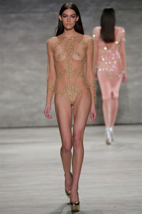 Effectively Nude Fashion Show Nudeshots