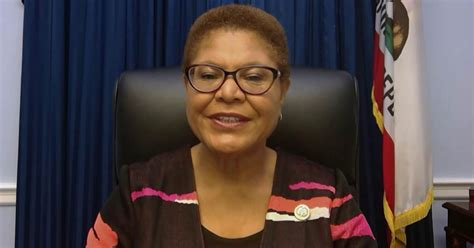 California Rep. Karen Bass: 'If the science shows it's ...