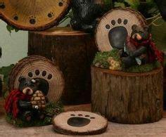 Black Bear Decor On Pinterest  Lodge Decor, Rustic