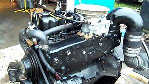 Sorry Sold- Mercruiser 3 0 Liter 140 Hp 4 Cylinder Engine Shipshapetn Com
