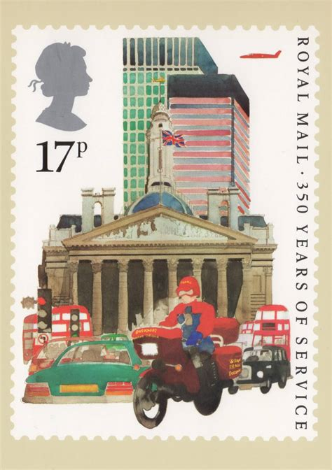 years  royal mail public postal service  collect gb stamps