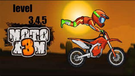 Moto X3m- Level 3,4,5/#friv Jogo 2