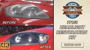 Kit Reparation Phare : gunson 77153 kit de r paration r novation de phares rayure oxidation pour phare en plastique ~ Farleysfitness.com Idées de Décoration