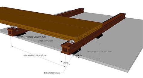 aufbau wpc terrasse wpc terrassen verlegung wooden tec deutschland
