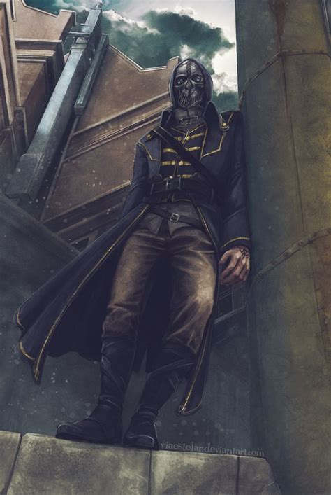 18 Best Images About Dishonored On Pinterest Gas Masks