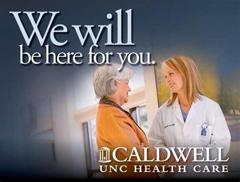 caldwell memorial hospital
