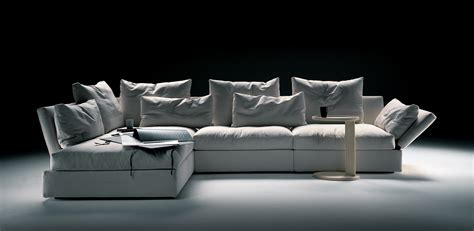 canapé flexform a thogmartin and comfortable sectionals