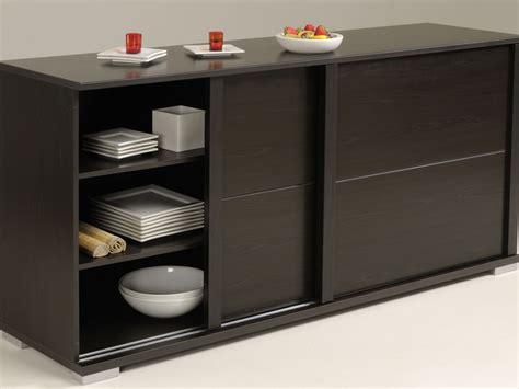 meuble cuisine wengé buffet de cuisine wenge