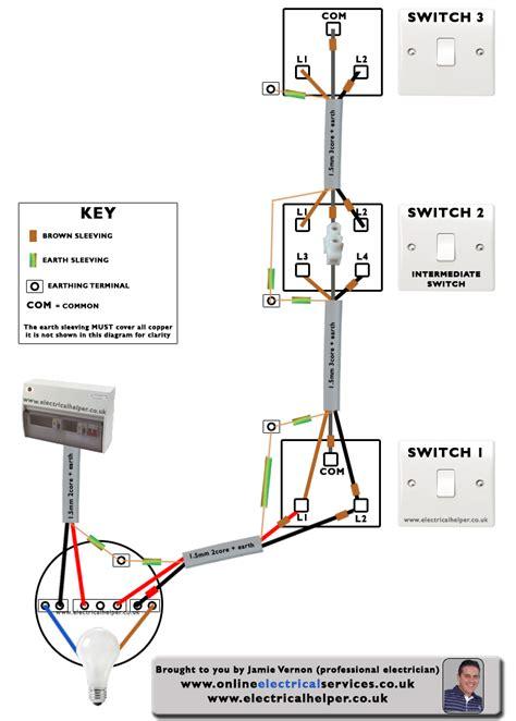 Wiring Way Switch Electrical Helper