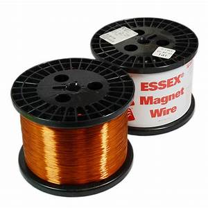 15 Gauge Essex Wind Generator Magnet Wire 1096 Ft 11 Lb