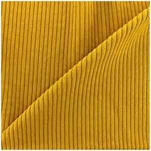 Pantalon Velours Homme Grosses Cotes : tissu velours grosses c tes jaune moutarde x10cm ma ~ Melissatoandfro.com Idées de Décoration