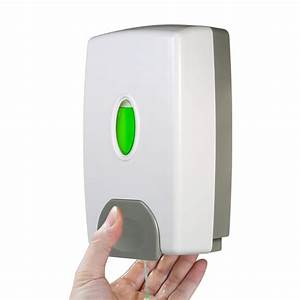 Soap Dispenser Hand Sanitizer Shampoo Box Manual 800ml