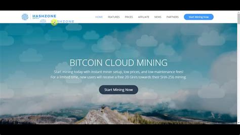 new cloud mining hashzone 20 ghs free new cloud mining earn free
