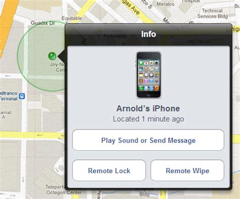 find my iphone on the how does quot find my iphone quot service work to locate lost devices