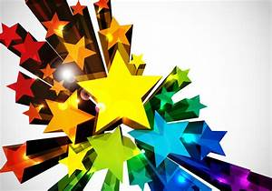 Colorful Star Wallpaper Designs | www.imgkid.com - The ...