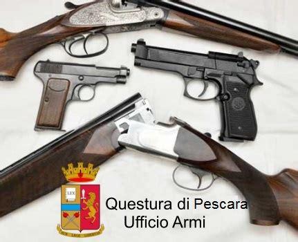 Questura Di Ufficio Armi by Polizia Di Stato Questure Sul Web Pescara
