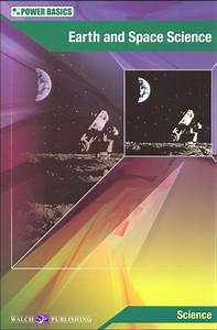 Earth & Space Science Student Book (Pow Basic (033192 ...