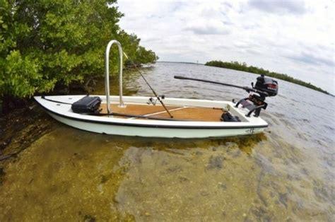 gallery ambush skiffs diy boat boat boat plans